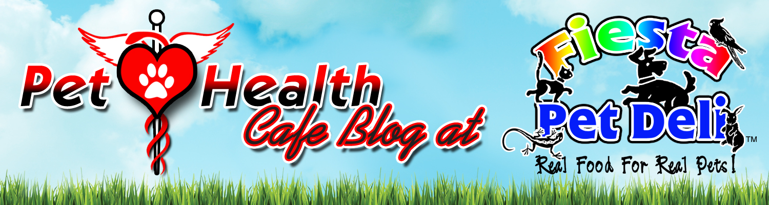 the Pet Health Cafe Blog at Fiesta Pet Deli